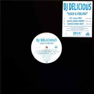 DJ Delicious - Such A Feeling Album