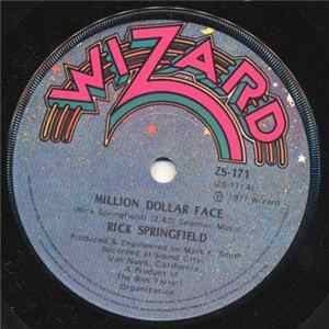 Rick Springfield - Million Dollar Face Album