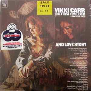 Vikki Carr - Love Story / The First Time Ever (I Saw Your Face) Album