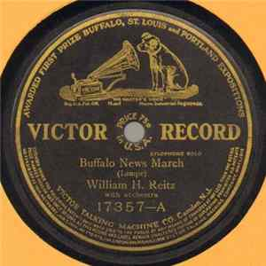 William H. Reitz - Buffalo News March / Dance California Album