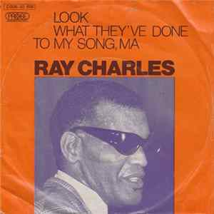Ray Charles - Look What Have They Done To My Song, Ma / America The Beautiful Album
