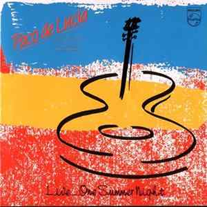 Paco De Lucia Sextet - Live... One Summer Night Album