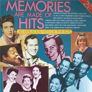 Various - Memories Are Made Of Hits - 40 Fabulous Hits Of The 50's Album