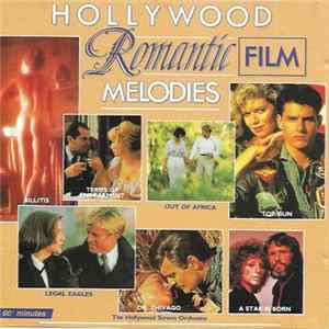 The Hollywood Screen Orchestra - Hollywood Romantic Film Melodies Album