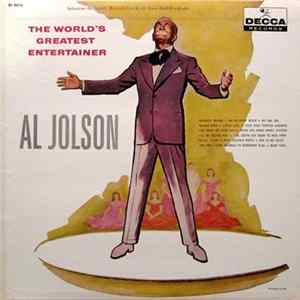 Al Jolson - The World's Greatest Entertainer Album