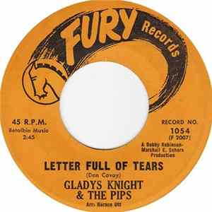 Gladys Knight & The Pips - Letter Full Of Tears / You Broke Your Promise Album