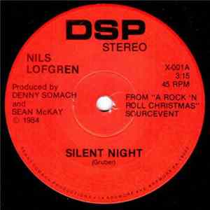 Nils Lofgren - Silent Night Album