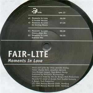 Fair-Lite - Moments In Love Album
