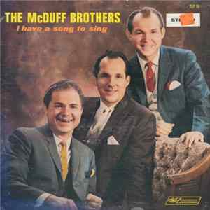 The McDuff Brothers - I Have A Song To Sing Album