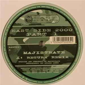 Majistrate / Embee - Return (Remix) / Images Album